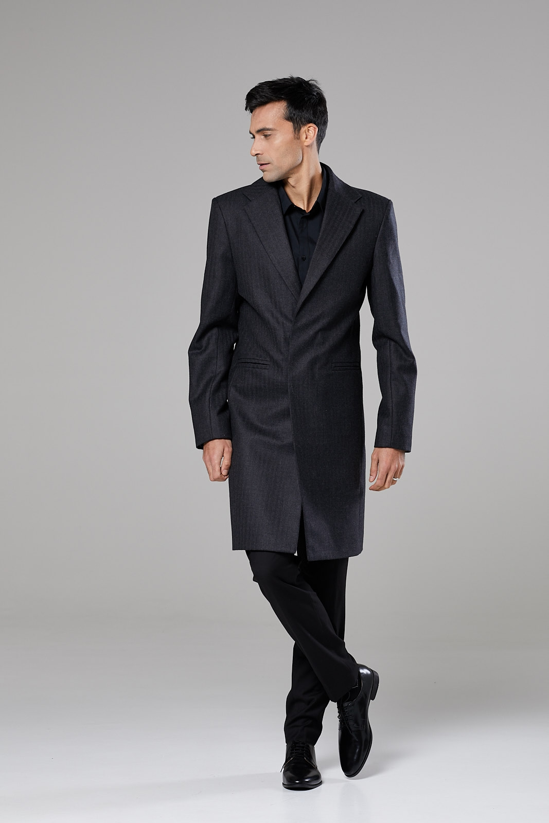 Long Deluxe Formal Coat
