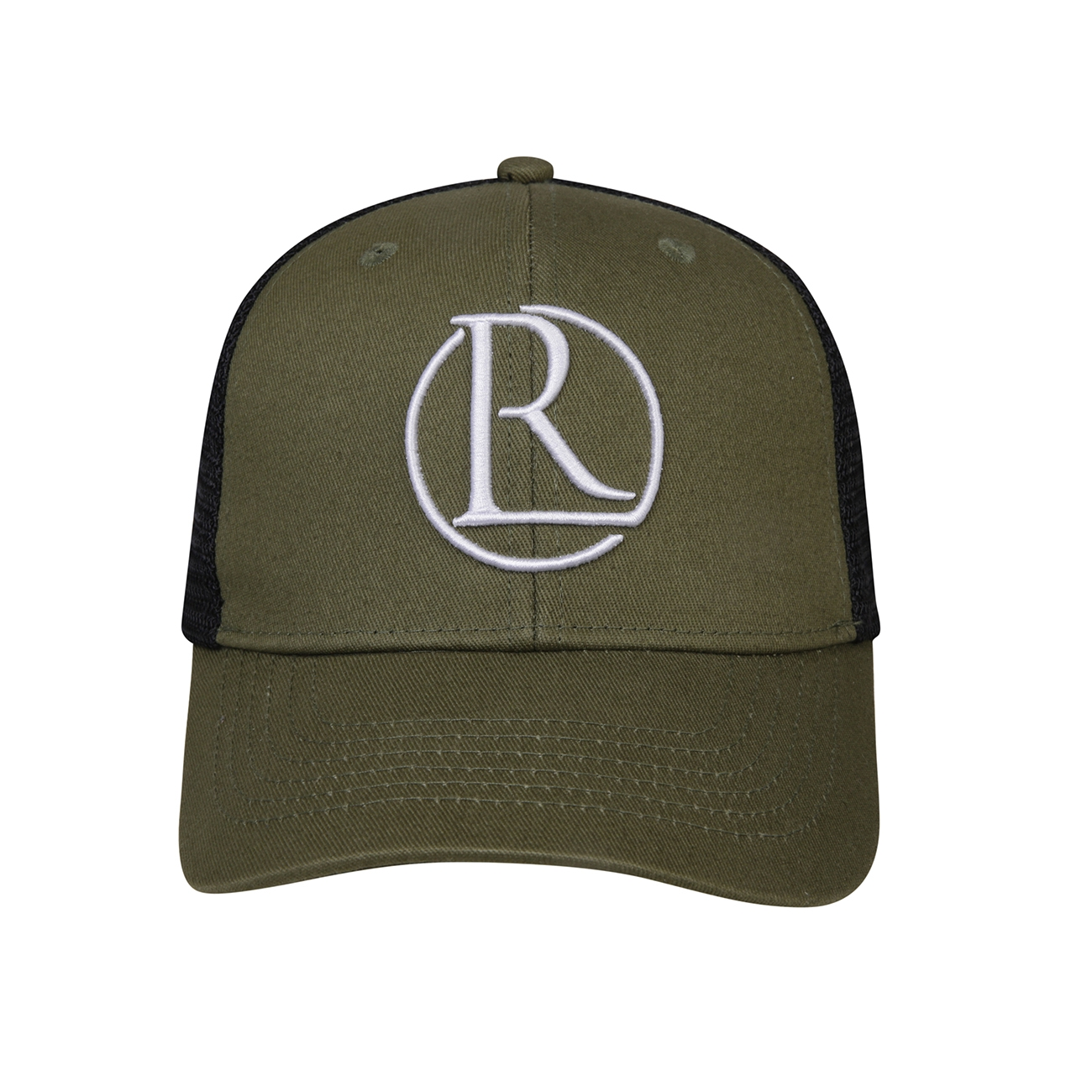 REG31 Green and Black Mesh Cap