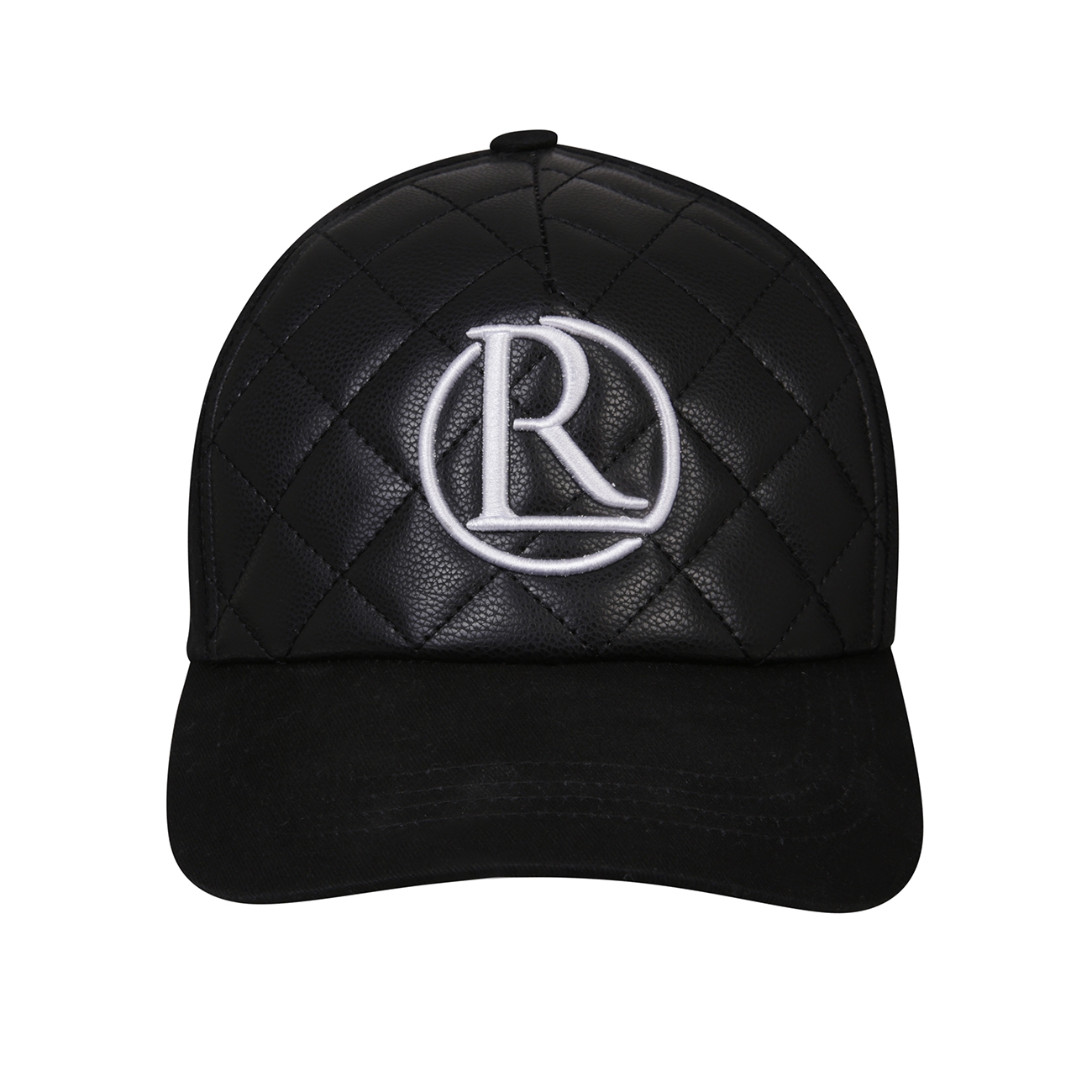 REG31 Padded Faux Leather Cap